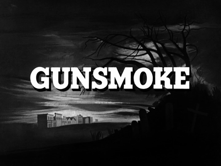 Gunsmoke Original Score - Master List